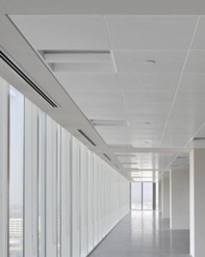 SAS System 150 Metal Ceiling (Aluminium)