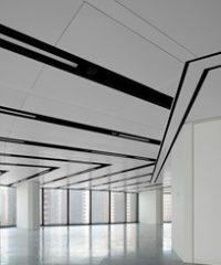 SAS System 330C Metal Ceiling (Aluminium)