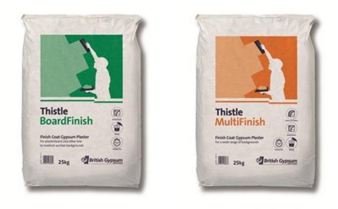 Thistle BoardFinish Gypsum Finish Plaster