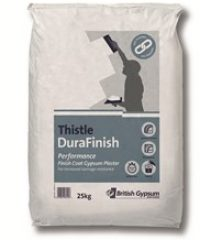 Thistle DuraFinish Gypsum Finish Plaster