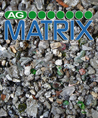 AG Matrix – Secondary raw materials or aggregates of industrial origin