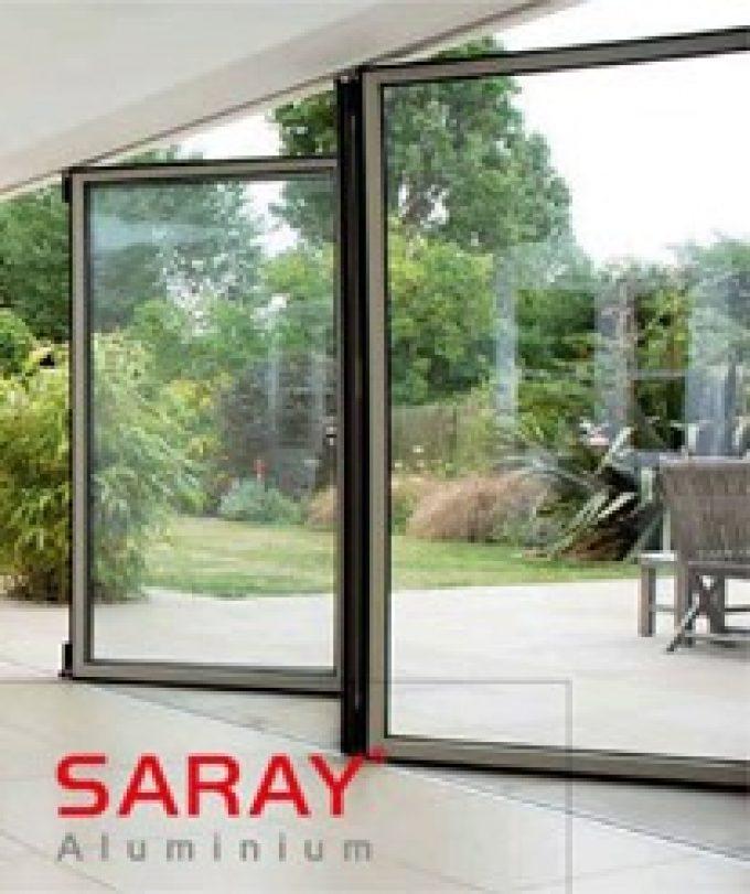 Aluminium Profiles SARAY ANODIZED