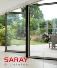 Aluminium Profiles SARAY ANODIZED
