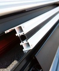 Anodized and coated aluminium profiles