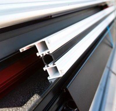 Anodized and coated aluminium profiles