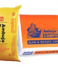 Average PPC and Compocem Cement