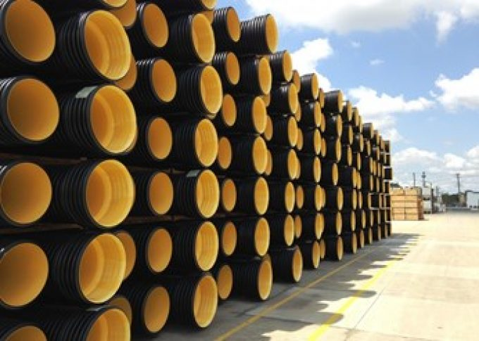 BlackMAX and SewerMAX Polypropylene Pipes