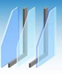 CLIMATOP triple glazing unit