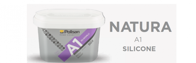 Polisan Natura A1 Silicone External Paint