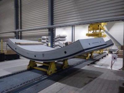 """Ready-mix concrete FCK 55 MPa for Follo Line Project """"Railway Tunnel"""""""