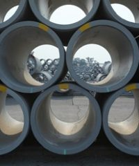 Reinforced Concrete Pipe (RCP)
