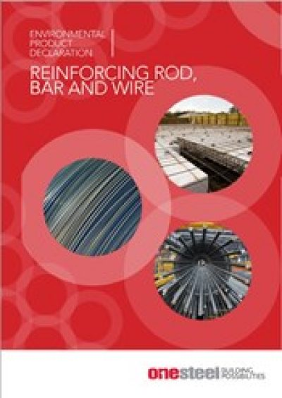 Reinforcing Rod, Bar and WireReinforcing