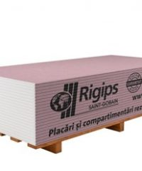 Rigips RF 12.5 mm – Fireboard