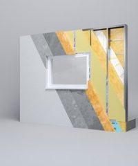 Saint-Gobain SILENT WALL – steel version
