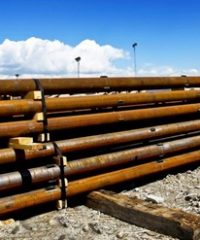 Steel Core Piles