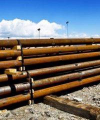 Steel Core Piles