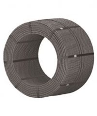 Steel Pre-Stressed Rope manufactured from steel scrap