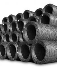Steel Wire Rod and Steel Galvanized Wire manufactured from steel scrap