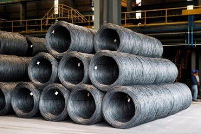 Steel wire rod manufactured from steel scrap