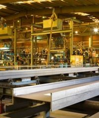 Steel – Welded Beams and Columns