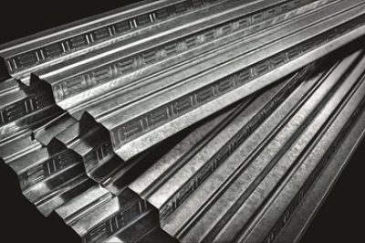 Ternium Losacero 15, 25, and 30 – galvanized structural steel flooring system
