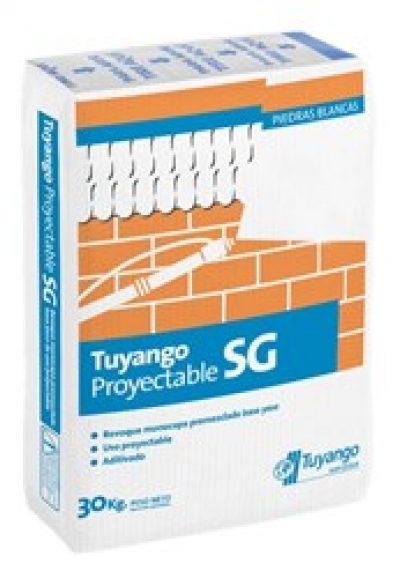 Tuyango projectable SG plaster
