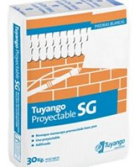 Tuyango projectable SG plaster