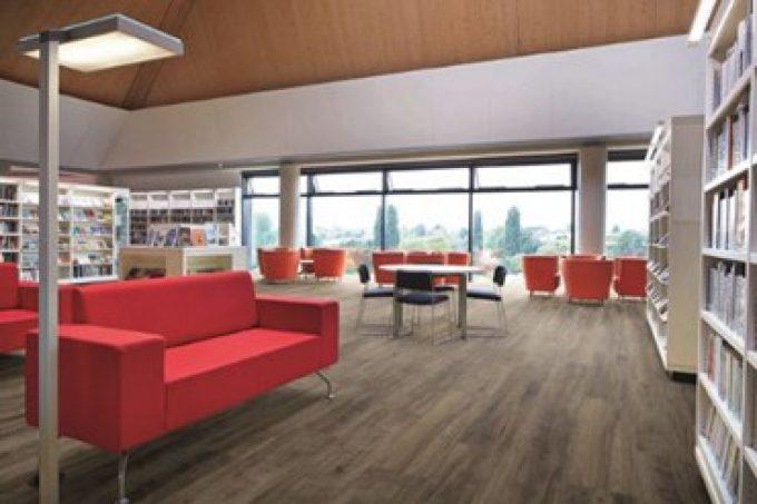 Karndean Looselay PVC floor covering