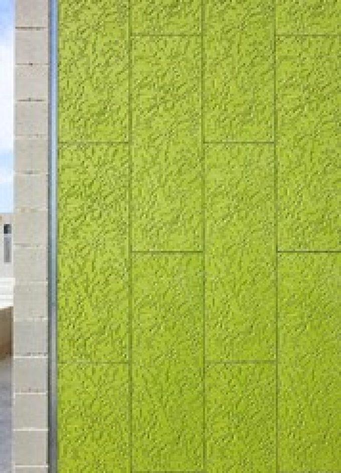 VANGUARD and CREAKTIVE facade panels