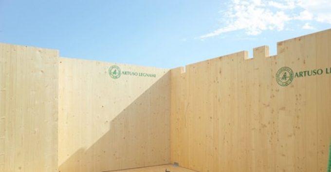 X-LAM Cross Laminated Timbers
