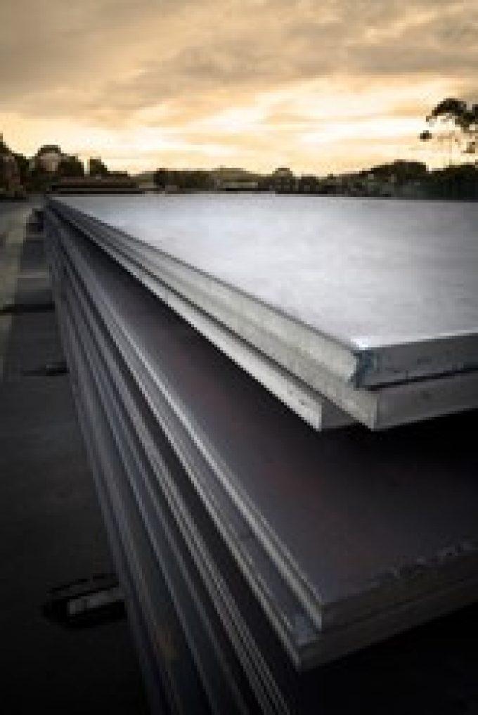 XLERPLATE steel