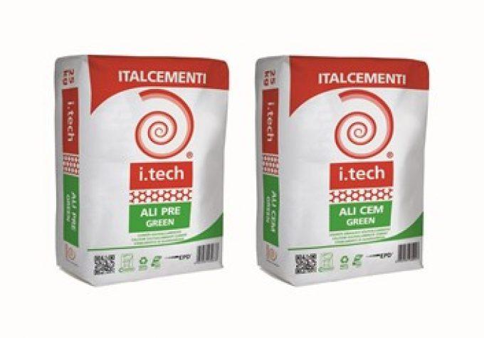 i.tech ALI PRE and i.tech ALI CEM