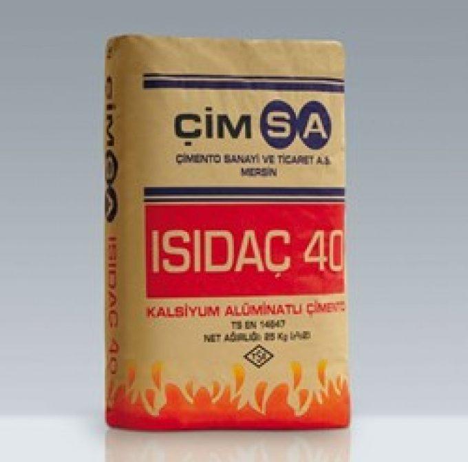 CimsaISIDAC40 – Calcium Aluminate Cement