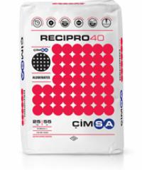 Cimsa RECIPRO40 – Calcium Aluminate Cement