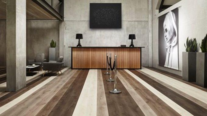 LVT Click modular flooring