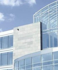 Magnetron coated glass on SGG PLANICLEAR and SGG DIAMANT