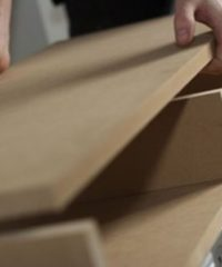 Medium Density Fibreboard (MDF)