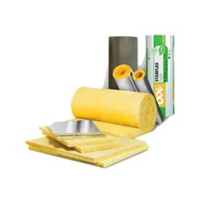 ODE Starflex Glass wool insulation materials