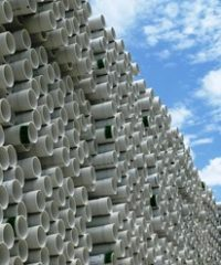 PVC Non-Pressure Pipes for Building Applications