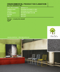 Epoca – woven pile carpet