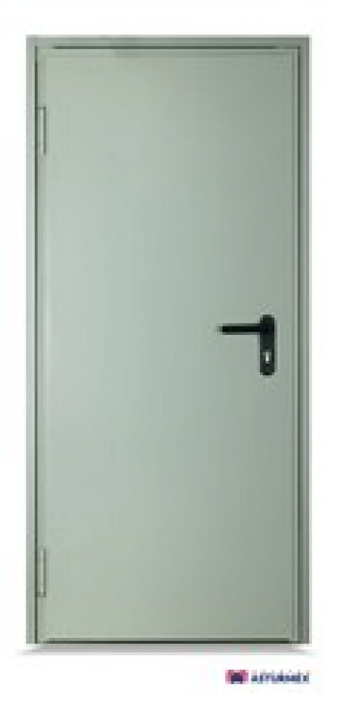 ASTURMEX fire and safety steel doors