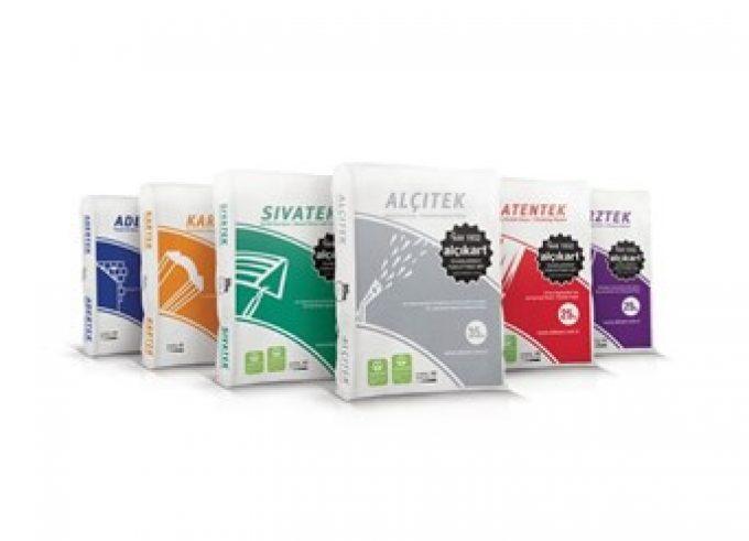 Dalsan gypsum-based plasters SIVATEK