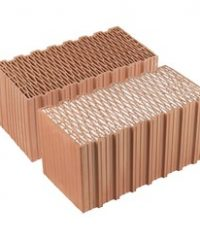 HELUZ hollow bricks and brick products