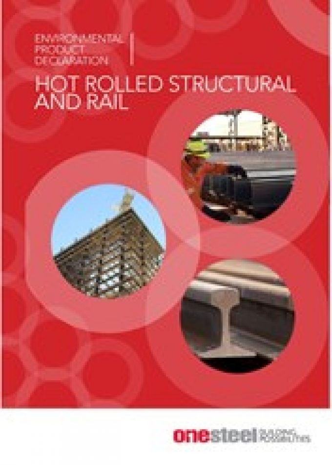 HOT ROLLED STRUCTURAL AND RAIL