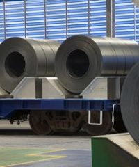 Hot rolled steel-coil