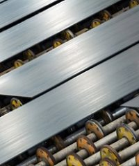 Hot rolled steel-plate