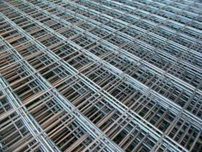 COLD-ROLLED REINFORCING STEEL AND ELECTROWELDED MESH