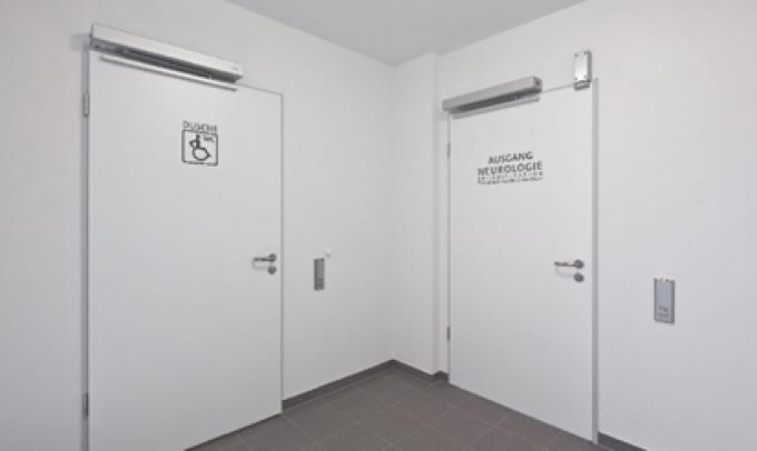 Automatic Swing Door Operators ED 100 und ED 250