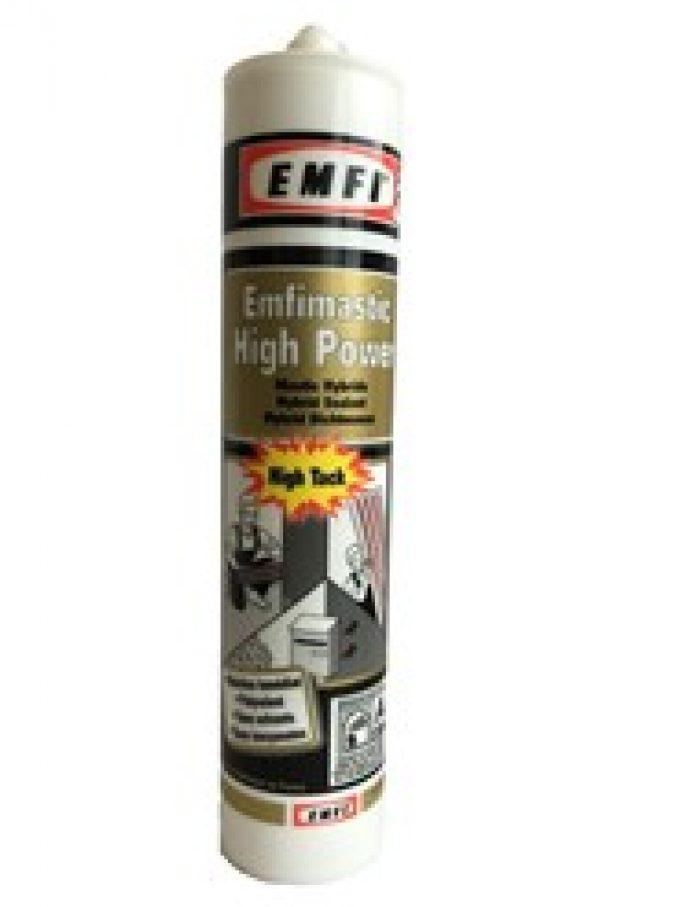Emfimastic High Power (290 ml cartridge) – Hybrid Sealant